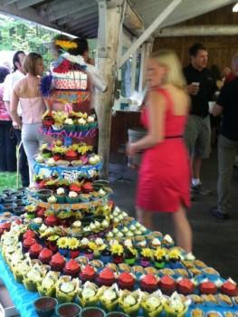 becki's wedding